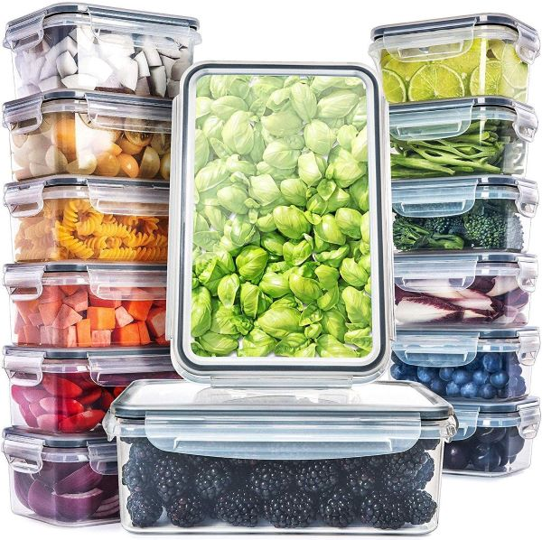 The basics of freezer containers - Exploring food and ...